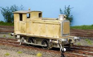Mercian O-scale model