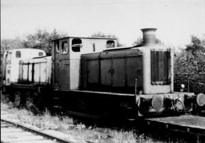 NS 162 D2 en NS 164 D3 Willem Sophia te koop 1971