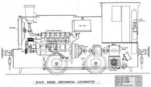NS serie 160 technische doorsnede
