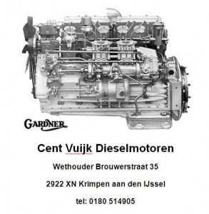 cent vuijk dieselmotoren