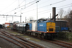 NS162 transport Stalen D en Gs
