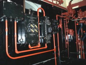 NS 162 elektra leidingen