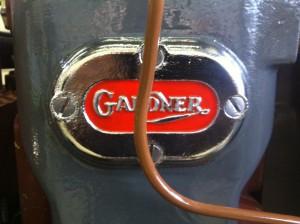 Gardner merkembleem