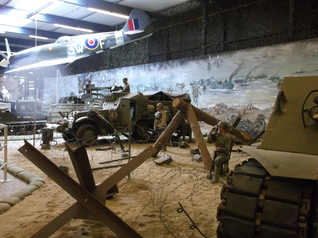 D-day Liberty museum Overloon