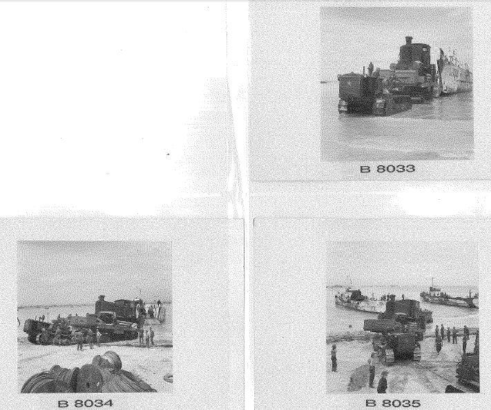 WD landing Juno beach 14 juni 1944