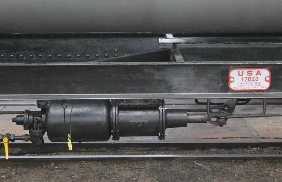 USATC Esso tankwagen VSM 17023