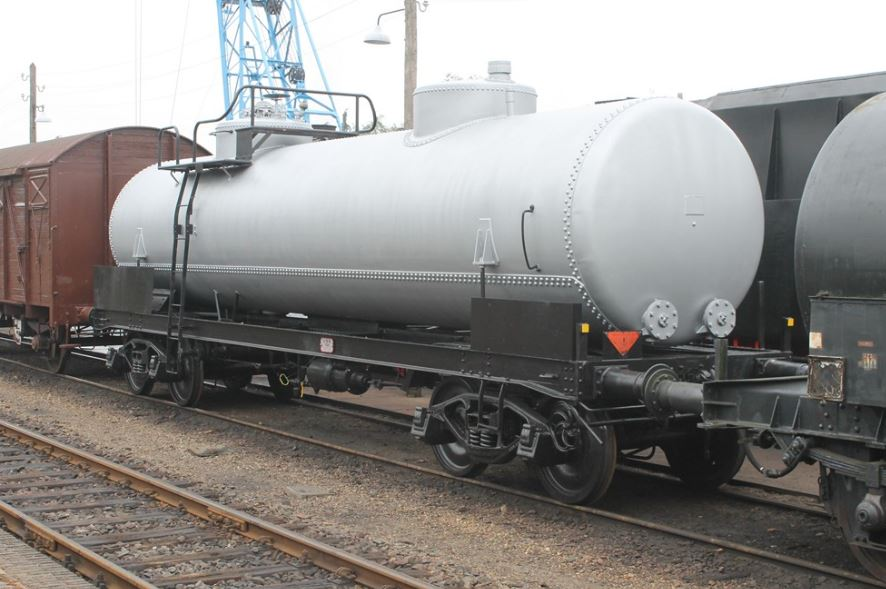 USATC Esso tankwagen VSM