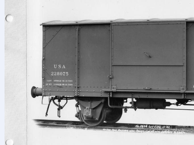 USATC 20 tons